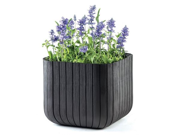Donica Keter Wood Planter S