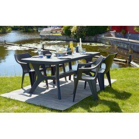 Stół ogrodowy Baltimore 177x100 cm