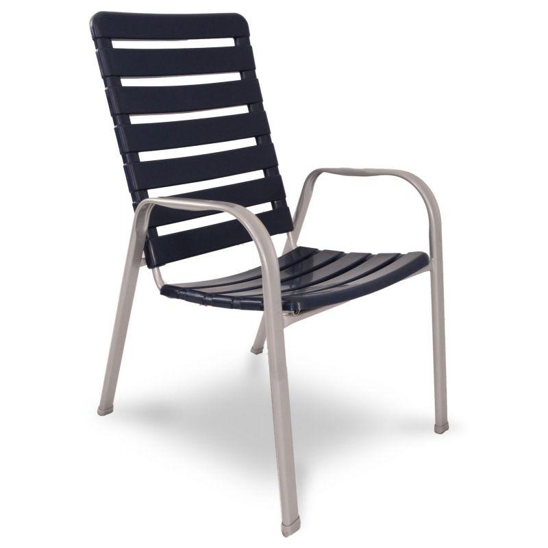 Krzesło sztaplowane Alpin