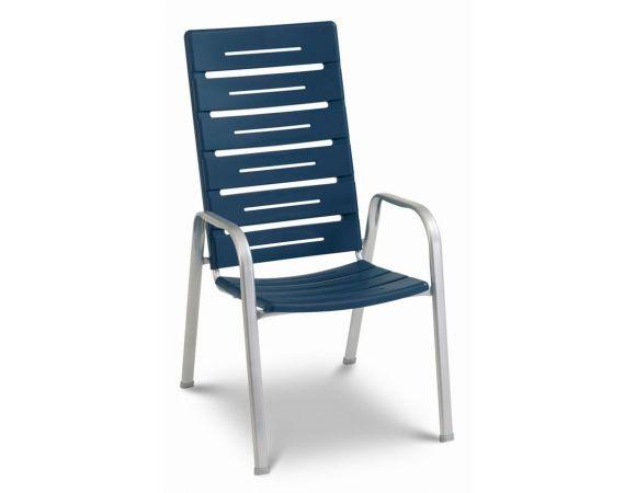 Krzesło sztaplowane ALPHA
