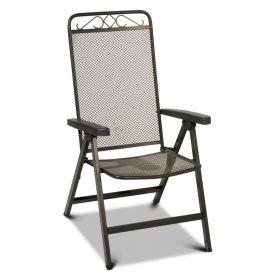 Krzesło metalowe składane Apollo