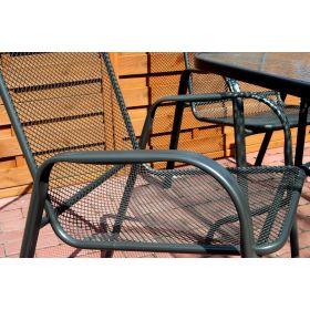 Krzeslo metalowe Apollo