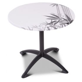 Stół PROFI fi 80 cm ASIA