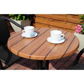 Stół Bistro składany fi60 cm