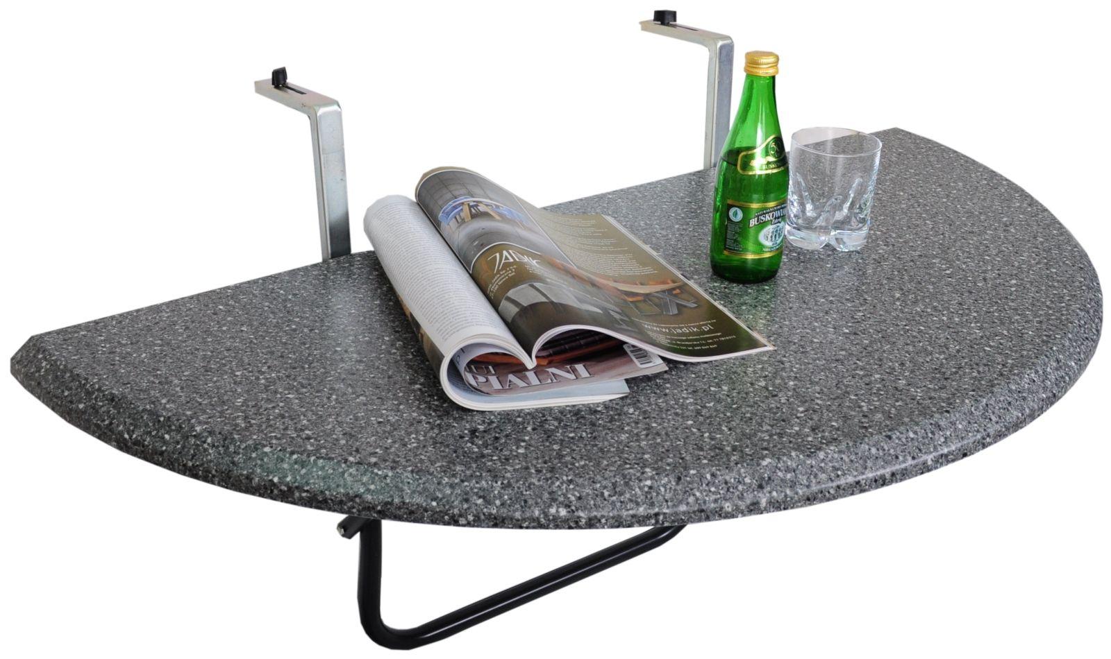 Stół Balkonowy Zawieszany