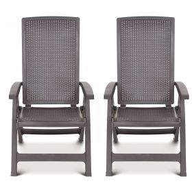 2x Krzesło regulowane Montreal
