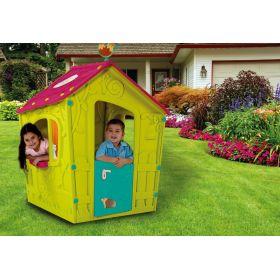 Domek ogrodowy z kogucikiem Magic Playhouse