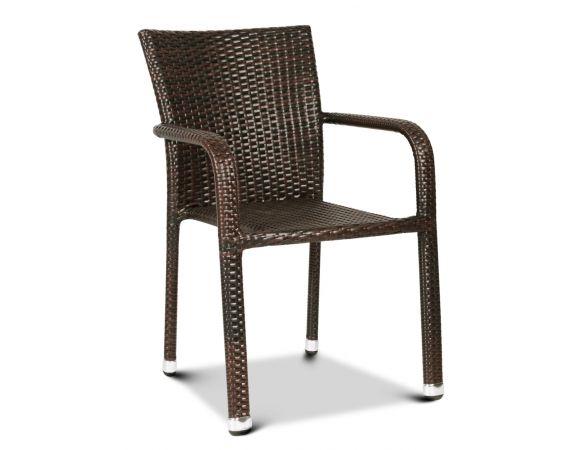 Krzesło technorattanowe Negros