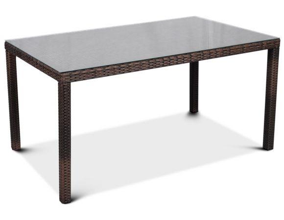 Stół z technorattanu Venecja