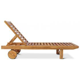 Leżanka drewniana BAHAMAS