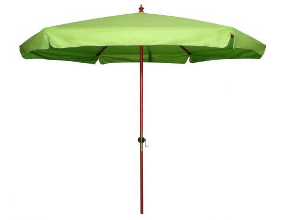 Parasol Ogrodowy Drewniany 300 cm