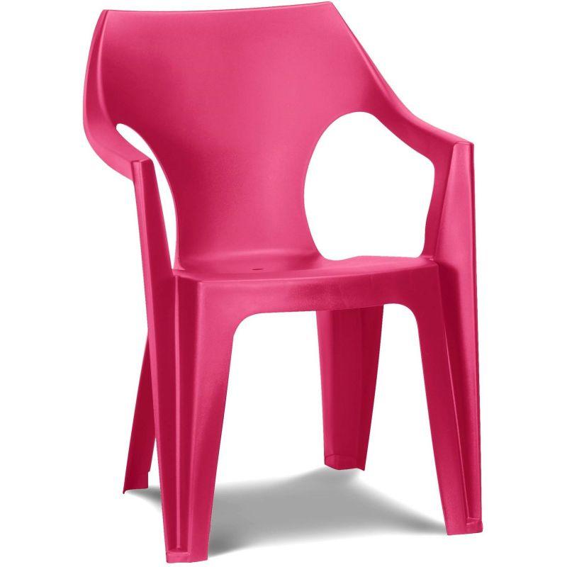 Krzesło plastikowe Dante Low back