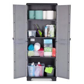 Stilo High Cabinet Szafa plastikowa z półkami