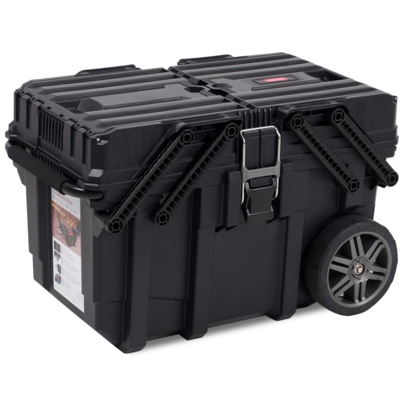 Profesjonalna skrzynka narzędziowa na kółkach Job BOX