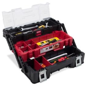 Skrzynka na narzędzia Organizer CANTI TRIO Dividers