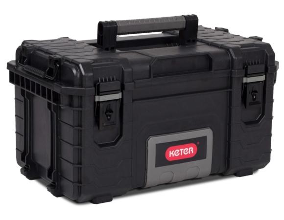 """KETER Skrzynka narzędziowa GEAR Tool Box 22"""""""