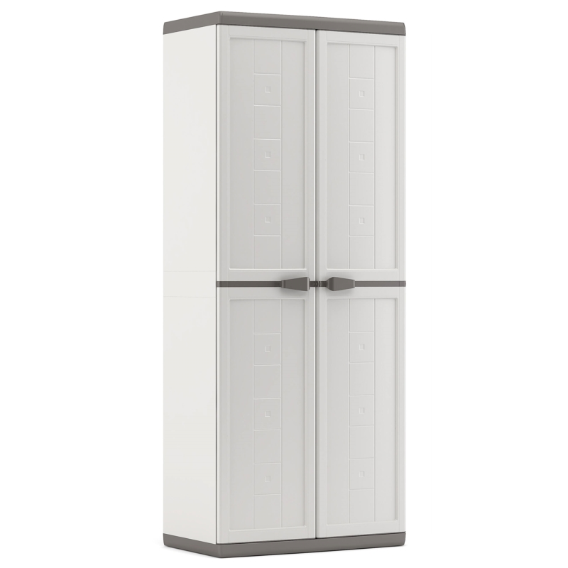 Szafa Jolly High Cabinet White