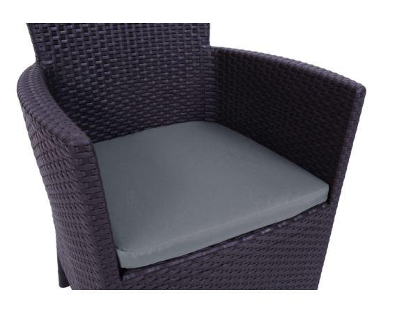 Poduszka z zamkiem na Fotel IOWA