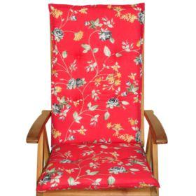 Poduszka ACA 120x50 FLOWER RED