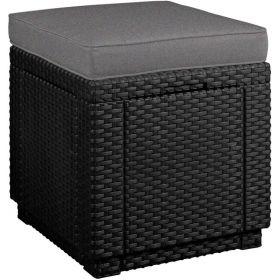Pufa Cube z poduszką
