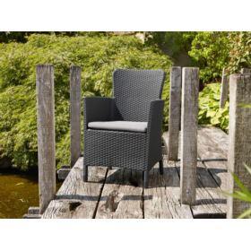 Fotel ogrodowy MIAMI rattan style