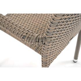 Krzesło technorattanowe MANILA