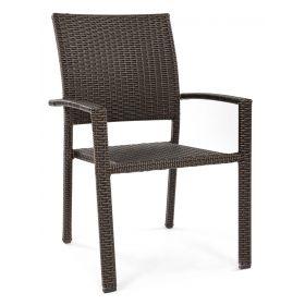 Krzesło LUNZE technorattan