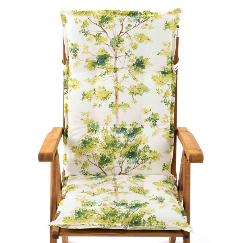 Poduszka MACA na krzesło ogrodowe 120x50