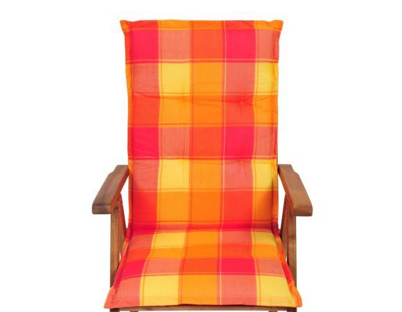 Poduszka ACA 120x50 Casual Orange