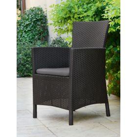 Fotel ogrodowy IOWA rattan style