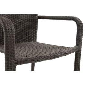 Krzesło FABIO z technorattanu