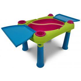 Stolik edukacyjny dla dzieci Creative table +2 taboreciki