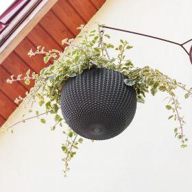 Doniczka wisząca Keter Hanging Sphere