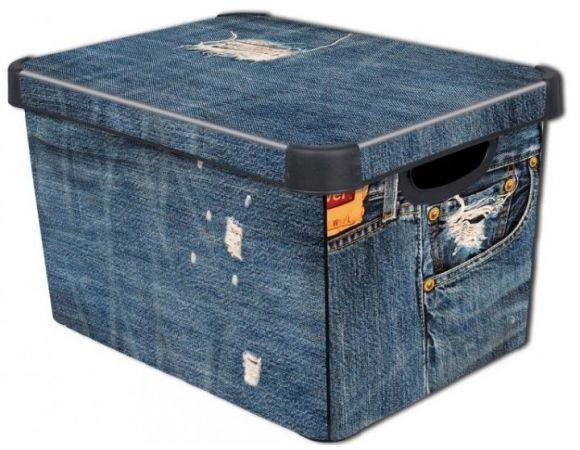 Curver Pojemnik na drobiazgi Jeans