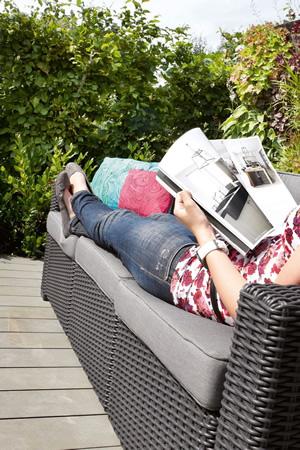 wypoczynek na balkonie dla wymagajacych