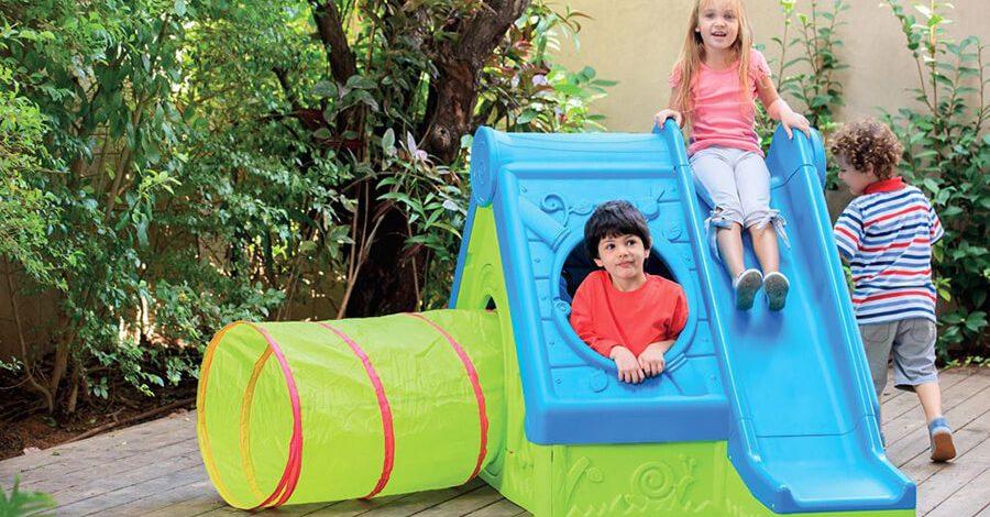 Jak zabezpieczyć ogrodowe zabawki dla dzieci na zimę?