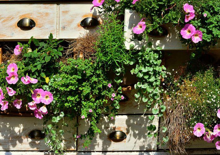 Ogród pod pełną kontrolą, czyli praktyczne schowki do ogrodu