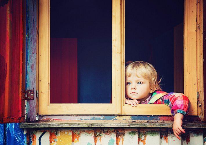 Zabezpieczenie balkonu przed dziećmi